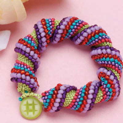 7 Free Peyote Stitch Beading Patterns
