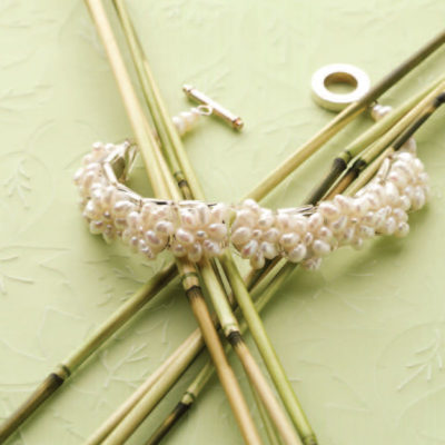 5 Free Projects for Handmade Bridal Jewelry