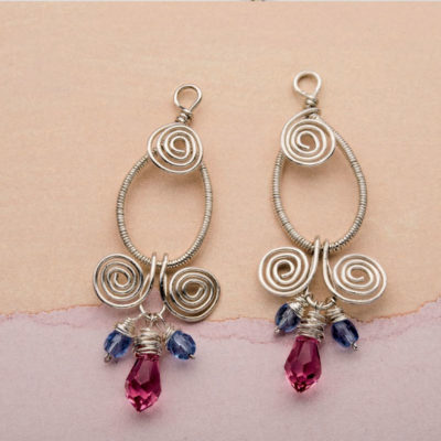 6 Free Wire Jewelry Designs + Tips