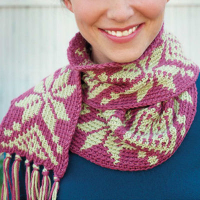 5 Free Crochet Colorwork Patterns