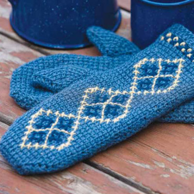5 Free Patterns for Embellishing Crochet