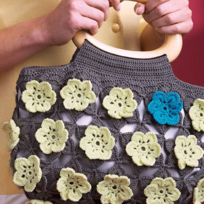9 Free Crochet Flower Patterns