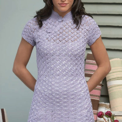 4 Free Crochet Patterns for Women Plus Shaping Guide