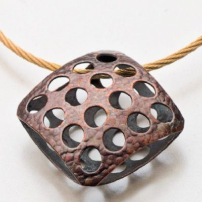 How to make etched jewelry.
