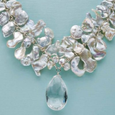 DIY wedding and bridal jewelry.