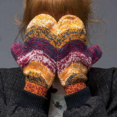 Free glove knitting patterns.