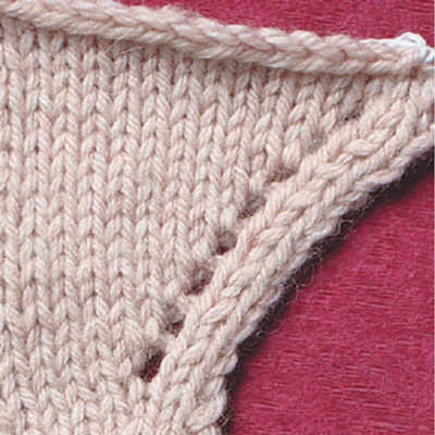 Learn about knitting increases and decreases in this free guide!