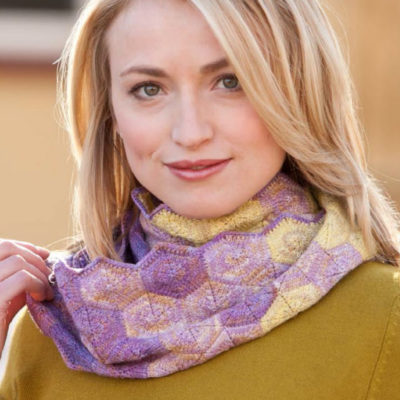 Free infinity scarf knitting patterns.