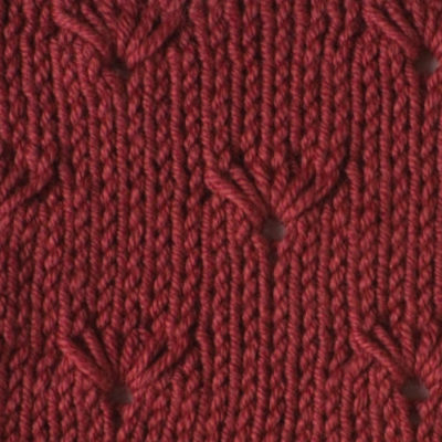 Learn about the types of knitting stitches in this free guide.