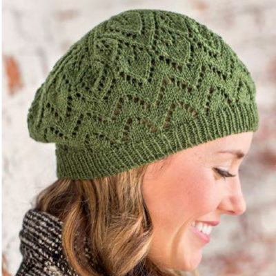 Free knitted hat patterns.