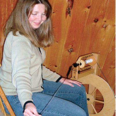 Spinning guide to handspun.