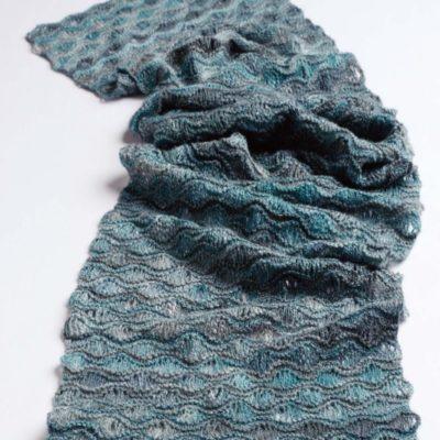 5 Free Scarf Knitting Patterns
