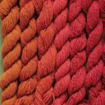 How to ply yarn.