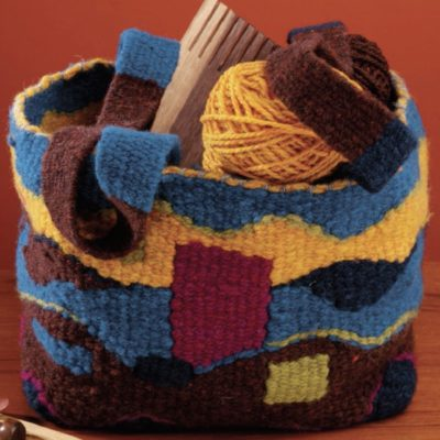 2 Free Weaving Projects for Kids