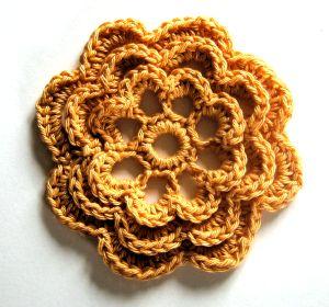 Large Flower motif