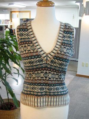 Bertha Ivy League Vest