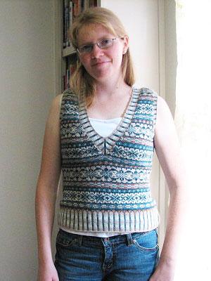 Toni Ivy League Vest