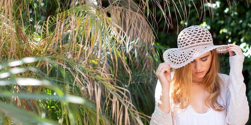 WIP: Alla Koval's Jardin Hat