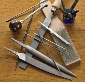 From saw frames to stamps and everything in between, learn about jewelry-cutting tools in this exclusive, FREE guide to over 125 jewelry-making tools.
