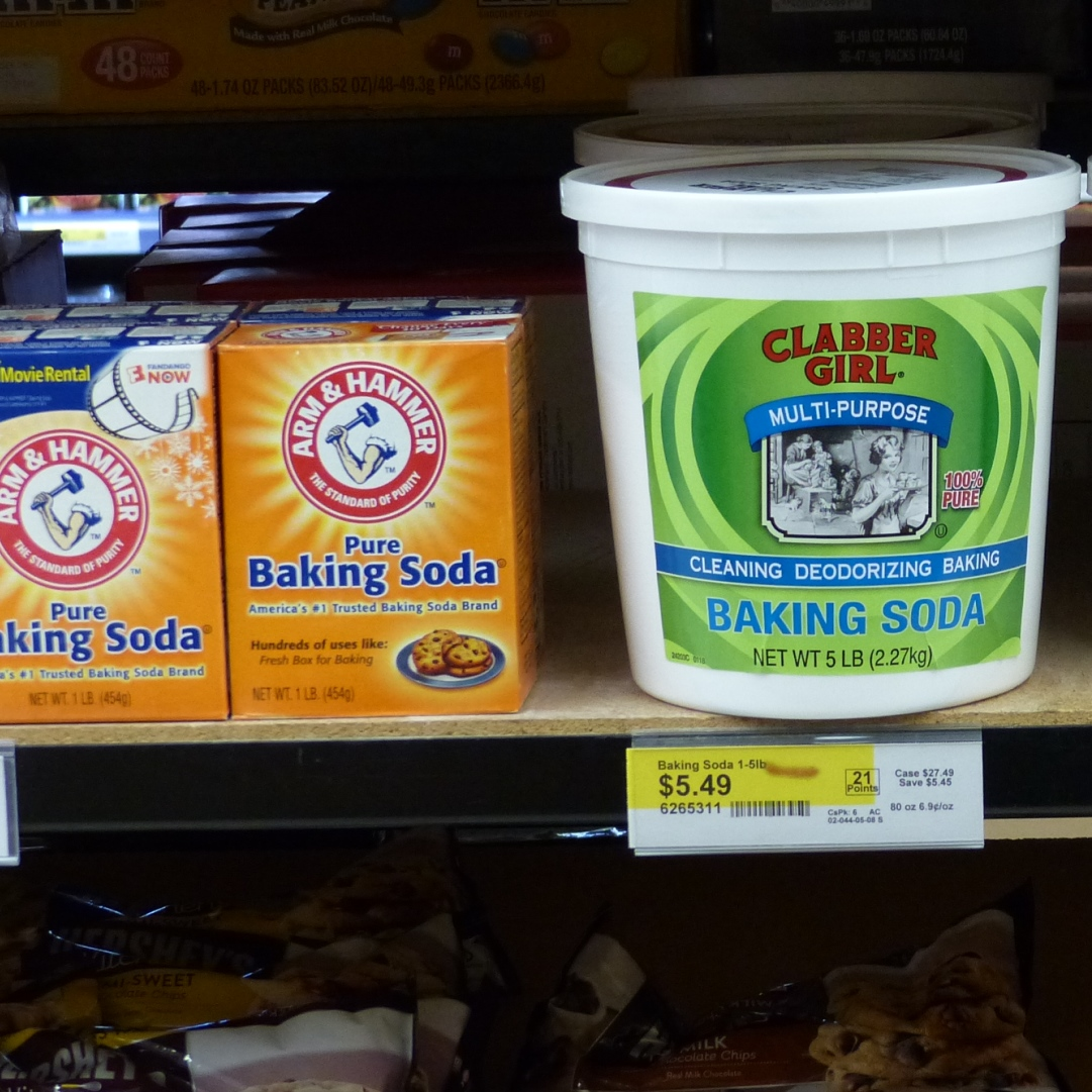 baking soda jewelry supplies from restaurant supply stores