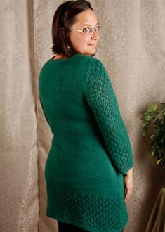 Knitting Gallery - Kaftan Dress Sandi