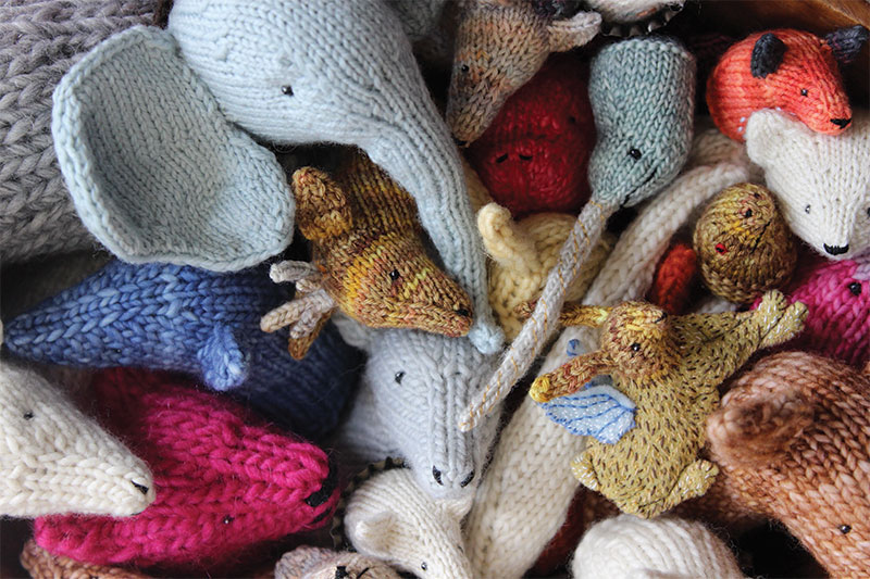 Hunting for Knits: An Interview with Nöel Margaret