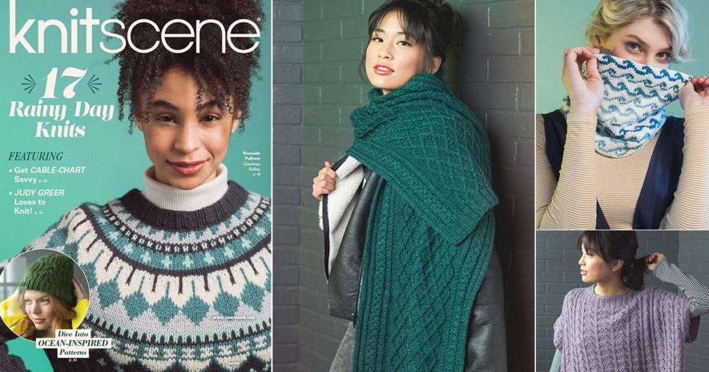 <em>knitscene</em> Fall 2019