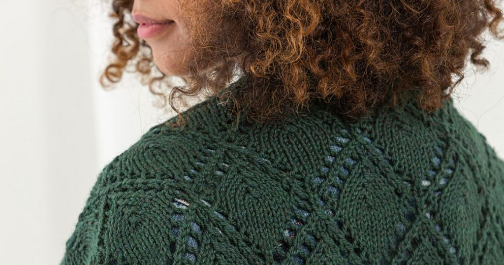 2020 Goals: Learn to Knit Lace
