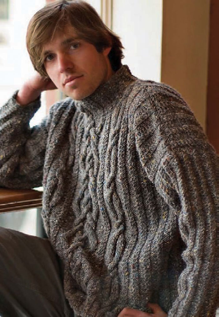 7 Free Knitting Patterns For Men Every Guy Will Love Interweave
