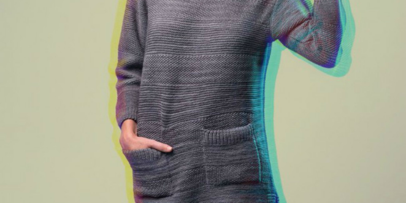 c662d5087 Knitted Sweaters  Guide on Adding Patch Pockets to It