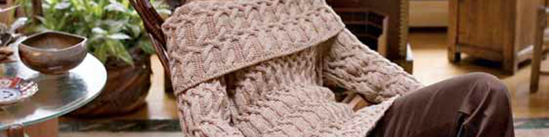 2217eea00b75eb 10 Free Cable Knitting Patterns. Learn how to cable knit like a pro in this FREE  ebook filled ...