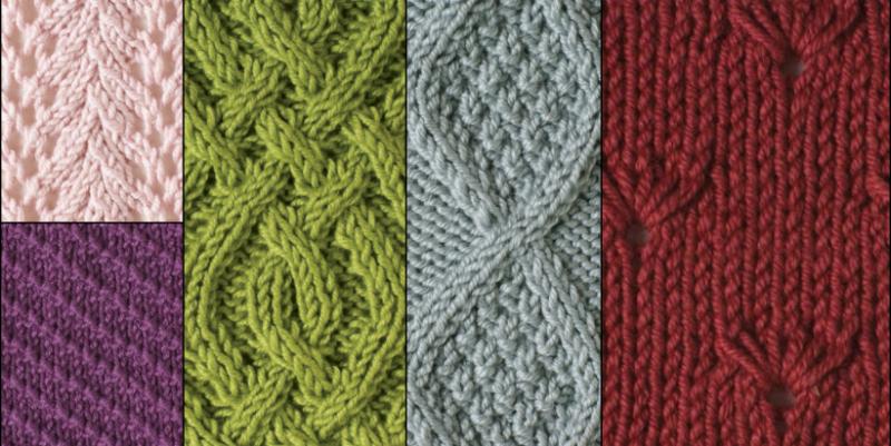 78ed1009cb9b Knitting in the Round  Converting Knitting Stitch Patterns Like a Pro