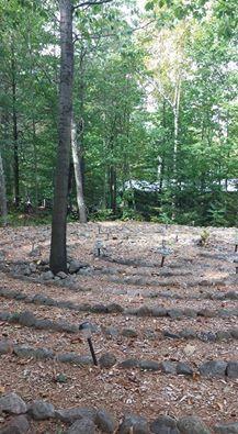 labyrinth hazen road