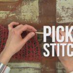 Knitting Finishing Techniques: Cording Yarn Hack