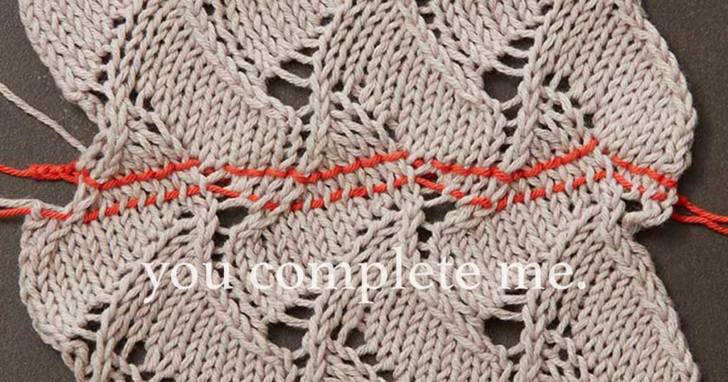 Lace Grafting: Breaking Up is Hard to Do