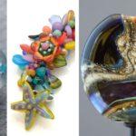 <i>Beadwork</i> October/November 2019: Lampwork Beads and More