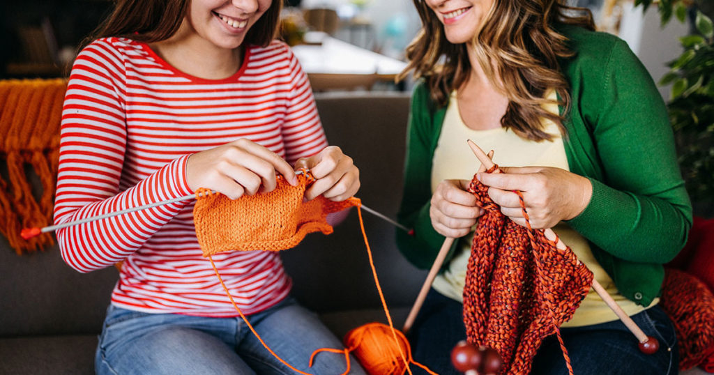 Ravelry Inspired: Tackle a Project to Learn Something New