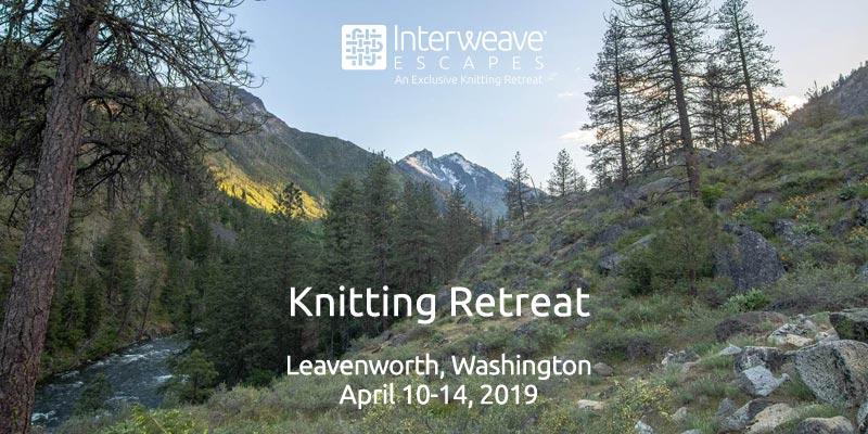 Join Interweave Escapes in Leavenworth, Washington April 10