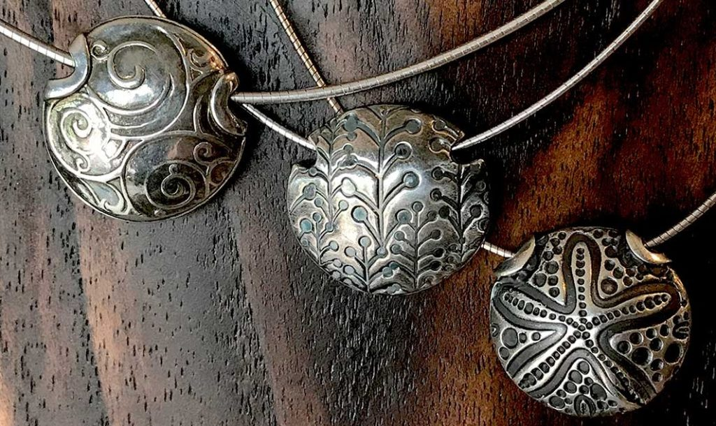 Free Metal Clay Jewelry Project: Make a Lentil Pendant