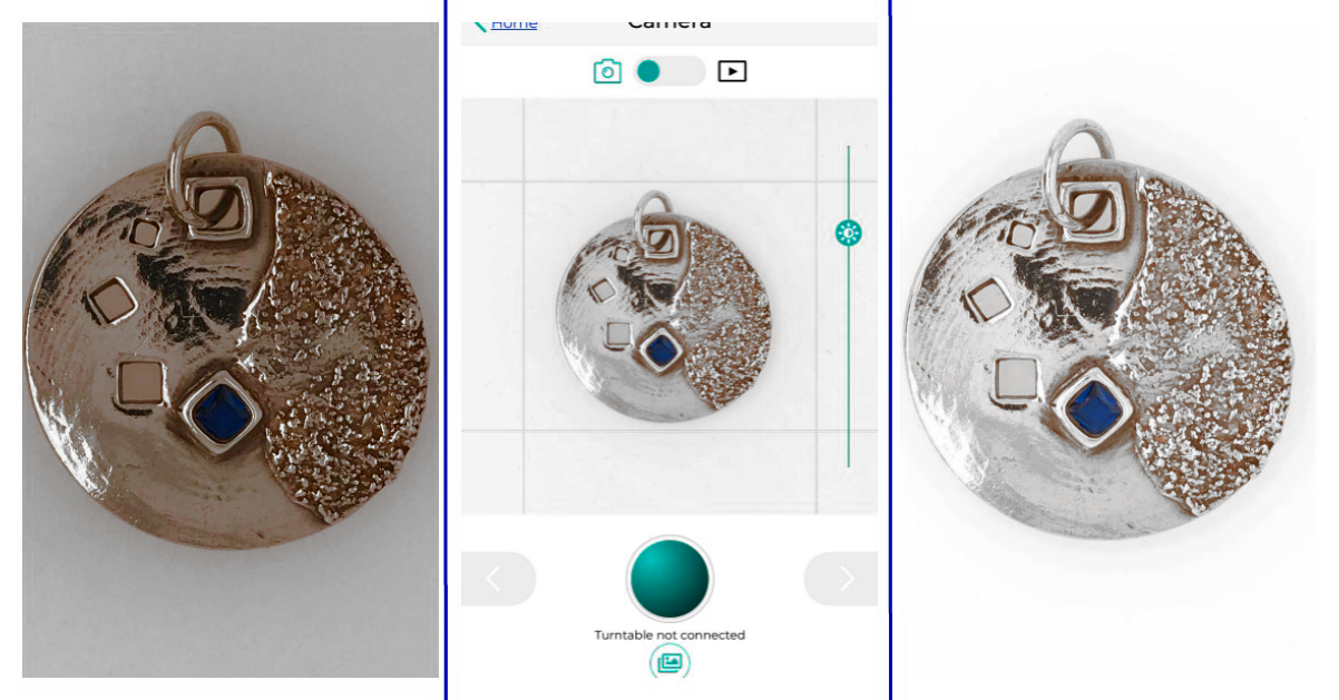 photographing jewelry and beads
