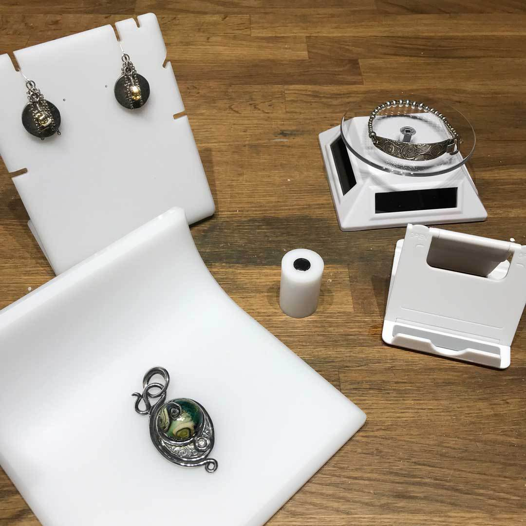 GemLightbox for jewelry photography