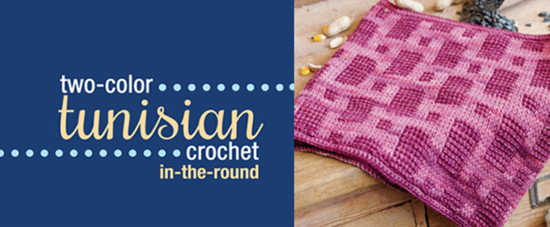 Lily Chin's Two-Color Tunisian Crochet: Tips You Can't Miss!