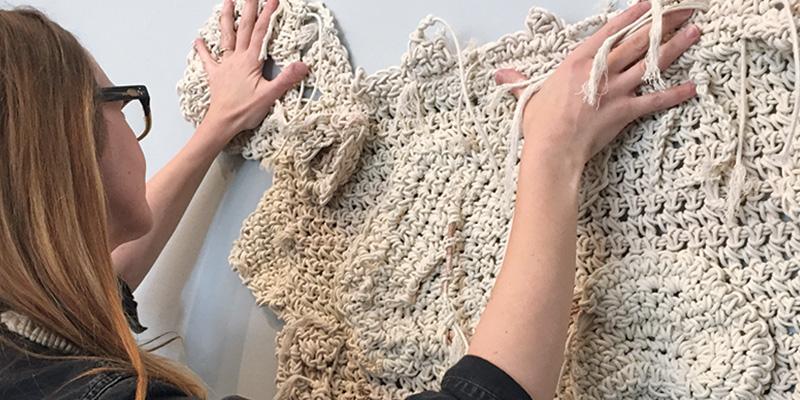 Q&A: Crochet Artist Lisa Anderson Shaffer
