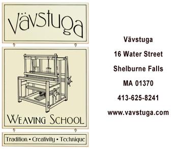 Vavstuga Weaving School