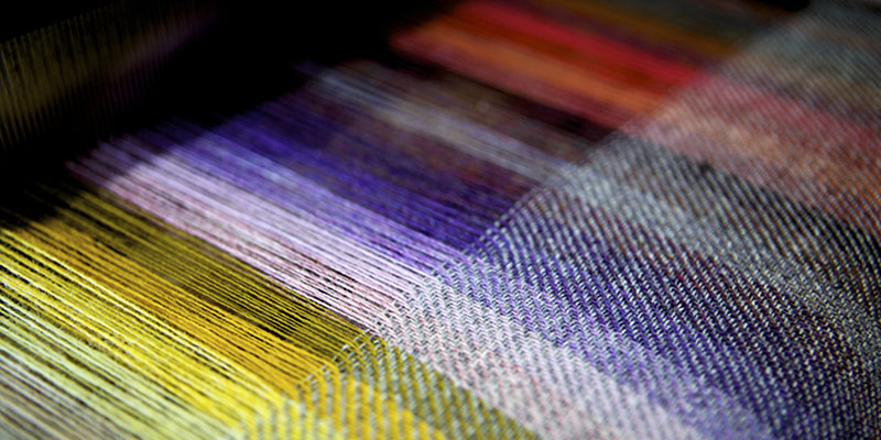 Pay Attention When Warping a Loom