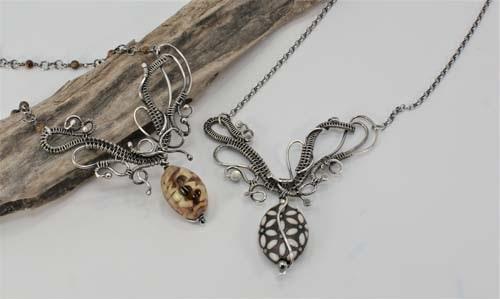 Luella Necklace by Kaska Firor