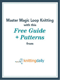 Master magic loop knitting with this exclusive free guide and patterns.