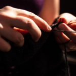 More Than Just Knitting Class: The Harveyville Project