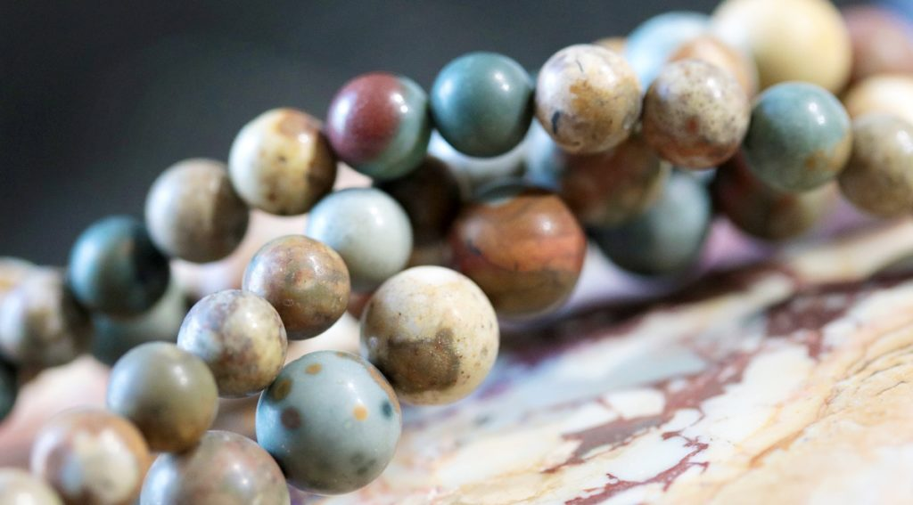 Natural Beauty: American Gemstone Beads