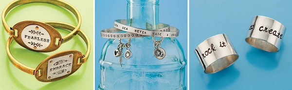 metal stamping jewelry making projects